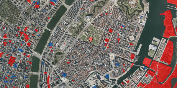 Jordforureningskort på Gothersgade 89, 3. , 1123 København K