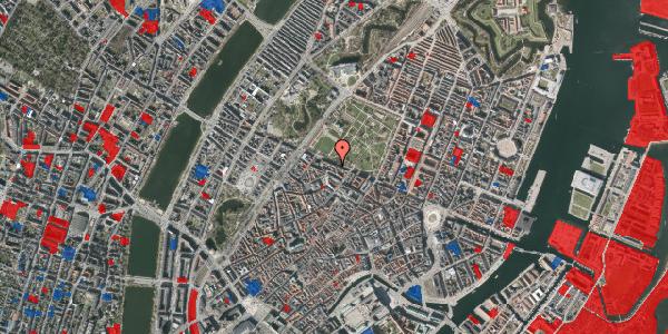 Jordforureningskort på Gothersgade 101A, 1. , 1123 København K