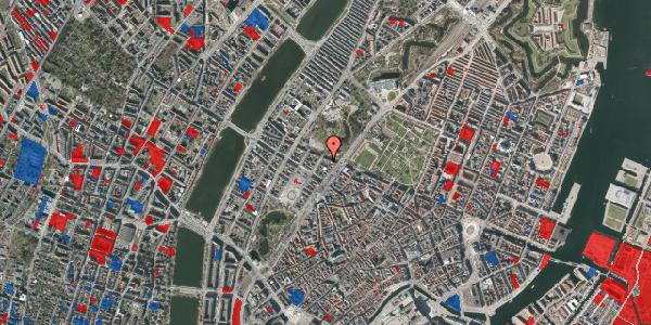 Jordforureningskort på Gothersgade 135A, 3. , 1123 København K