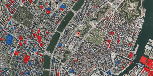 Jordforureningskort på Gothersgade 139, kl. th, 1123 København K