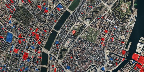 Jordforureningskort på Gothersgade 141, 3. 303, 1123 København K