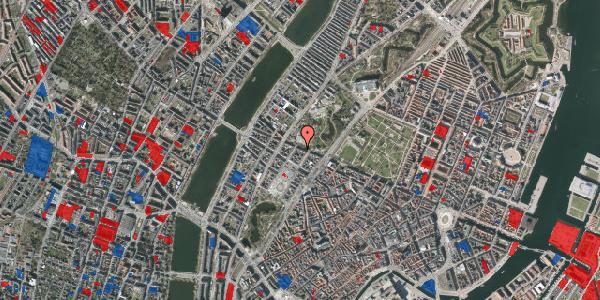Jordforureningskort på Gothersgade 141, 4. 407, 1123 København K