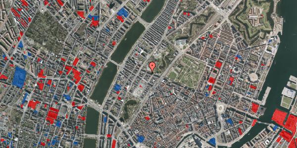 Jordforureningskort på Gothersgade 141, 5. a501, 1123 København K