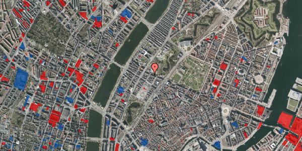 Jordforureningskort på Gothersgade 143, 2. 3, 1123 København K