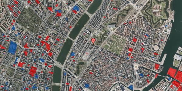 Jordforureningskort på Gothersgade 143, 4. 3, 1123 København K