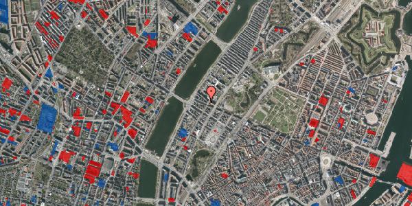 Jordforureningskort på Gothersgade 150, 4. tv, 1123 København K