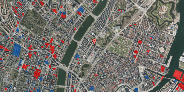 Jordforureningskort på Gothersgade 153, 2. , 1123 København K