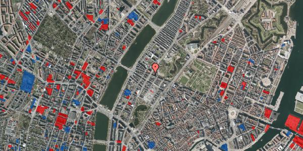 Jordforureningskort på Gothersgade 153, 4. , 1123 København K
