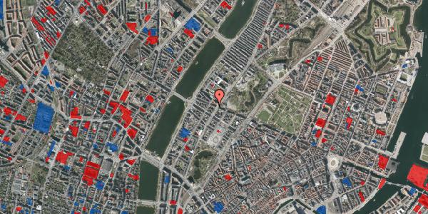 Jordforureningskort på Gothersgade 155, 3. tv, 1123 København K