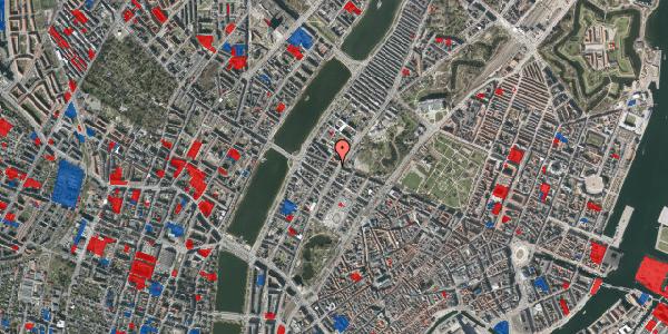 Jordforureningskort på Gothersgade 155, 4. th, 1123 København K