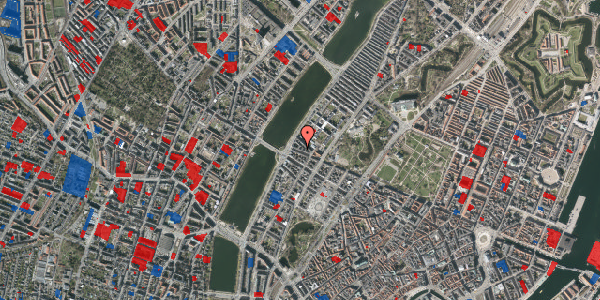 Jordforureningskort på Gothersgade 156B, 1. , 1123 København K