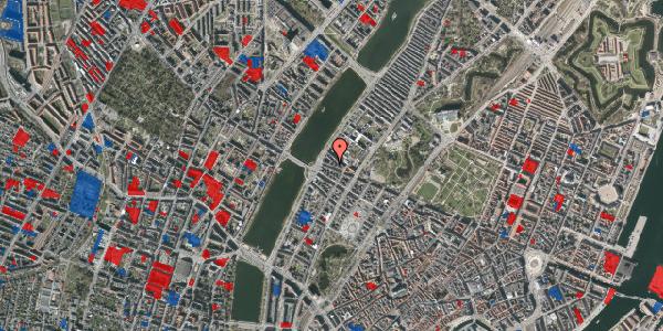 Jordforureningskort på Gothersgade 156B, 3. , 1123 København K