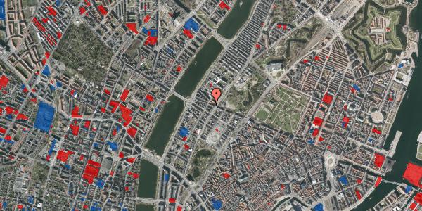 Jordforureningskort på Gothersgade 157, 3. th, 1123 København K