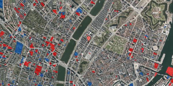 Jordforureningskort på Gothersgade 159, 4. th, 1123 København K