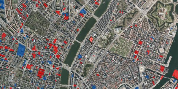 Jordforureningskort på Gothersgade 161, 1. th, 1123 København K