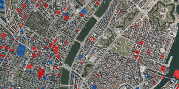 Jordforureningskort på Gothersgade 161, 1. tv, 1123 København K