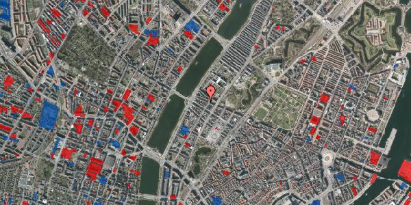 Jordforureningskort på Gothersgade 161, 3. th, 1123 København K