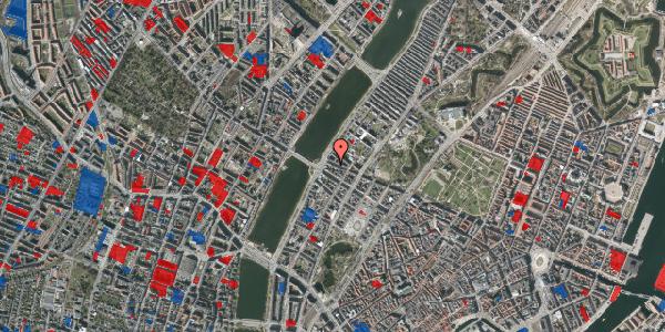Jordforureningskort på Gothersgade 171, 1. tv, 1123 København K