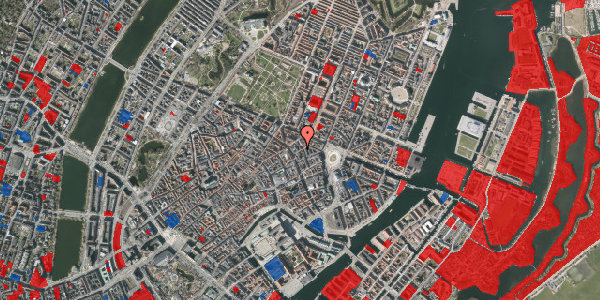 Jordforureningskort på Grønnegade 3, 2. , 1107 København K