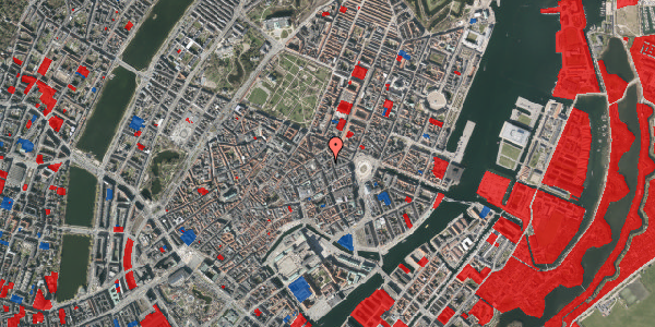 Jordforureningskort på Grønnegade 12, 1. , 1107 København K