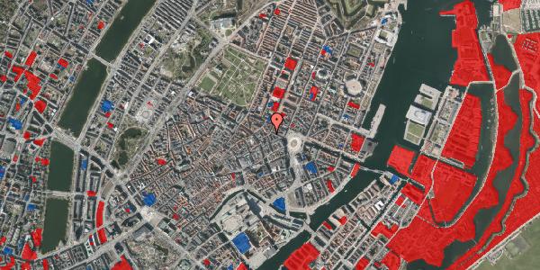 Jordforureningskort på Grønnegade 26, 1. , 1107 København K
