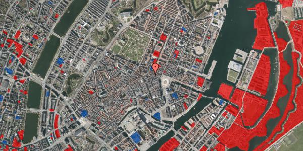 Jordforureningskort på Grønnegade 31, 1. tv, 1107 København K