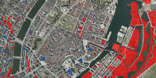 Jordforureningskort på Grønnegade 33, 1. , 1107 København K