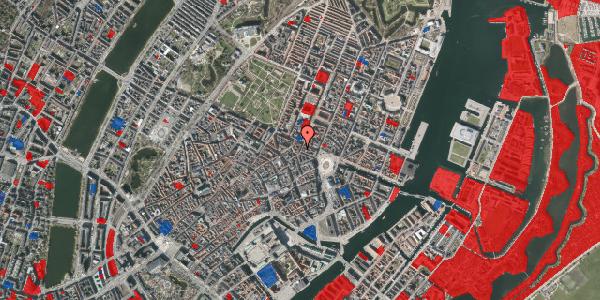 Jordforureningskort på Grønnegade 35, 1. , 1107 København K