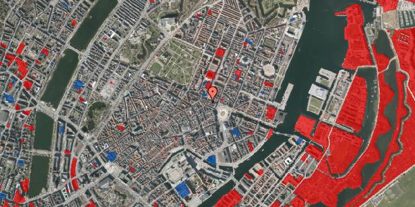 Jordforureningskort på Grønnegade 36A, 1. , 1107 København K