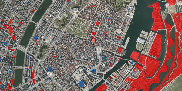 Jordforureningskort på Grønnegade 37, 1. , 1107 København K
