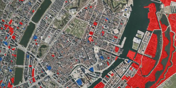 Jordforureningskort på Grønnegade 41B, 3. , 1107 København K