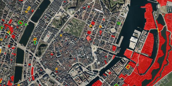 Jordforureningskort på Grønnegade 41B, 5. , 1107 København K