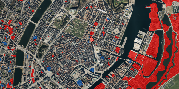 Jordforureningskort på Grønnegade 43, st. 3, 1107 København K