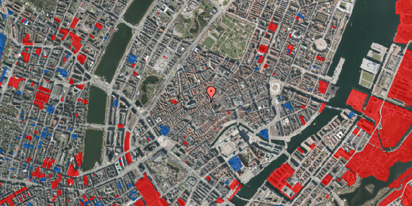 Jordforureningskort på Gråbrødrestræde 18, kl. , 1156 København K