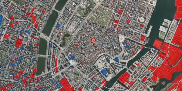 Jordforureningskort på Gråbrødrestræde 18, 3. , 1156 København K