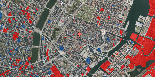 Jordforureningskort på Gråbrødrestræde 23, 2. tv, 1156 København K