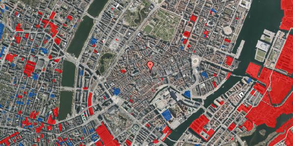 Jordforureningskort på Gråbrødrestræde 23, 3. th, 1156 København K