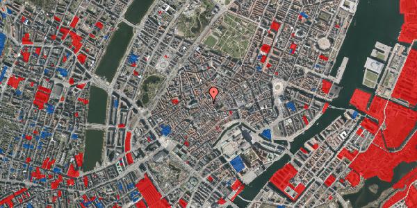 Jordforureningskort på Gråbrødrestræde 23, 3. tv, 1156 København K