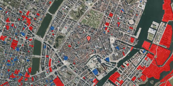Jordforureningskort på Gråbrødretorv 4A, 1. , 1154 København K