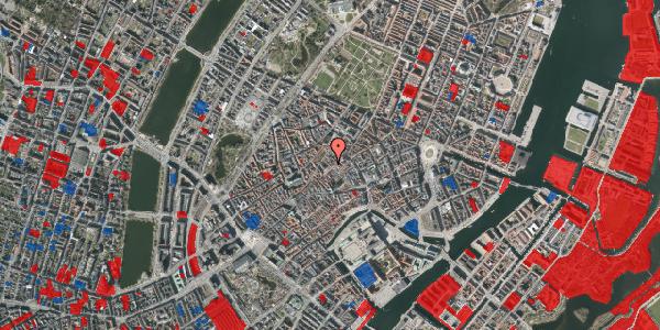 Jordforureningskort på Gråbrødretorv 4, 1. tv, 1154 København K