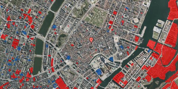 Jordforureningskort på Gråbrødretorv 9, 1. tv, 1154 København K