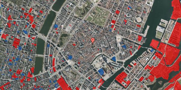 Jordforureningskort på Gråbrødretorv 13, st. 1, 1154 København K
