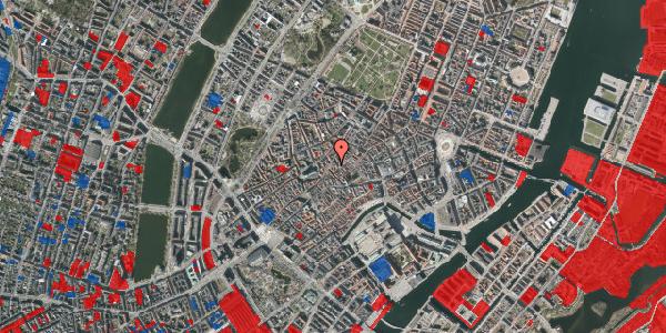 Jordforureningskort på Gråbrødretorv 14B, 1. , 1154 København K