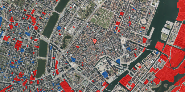 Jordforureningskort på Gråbrødretorv 14, st. , 1154 København K
