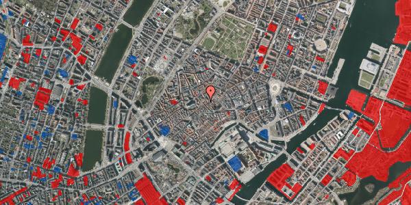Jordforureningskort på Gråbrødretorv 16A, 1. , 1154 København K