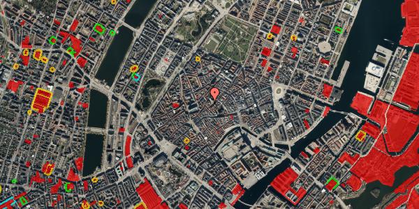 Jordforureningskort på Gråbrødretorv 16, 1. , 1154 København K