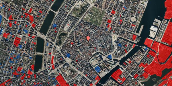 Jordforureningskort på Gråbrødretorv 16, 3. , 1154 København K