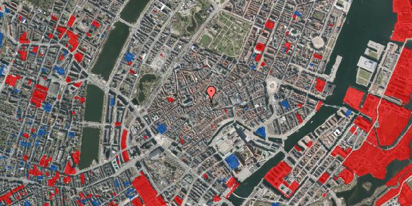Jordforureningskort på Gråbrødretorv 17B, st. , 1154 København K
