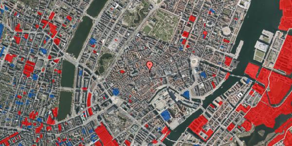 Jordforureningskort på Gråbrødretorv 21, 3. , 1154 København K