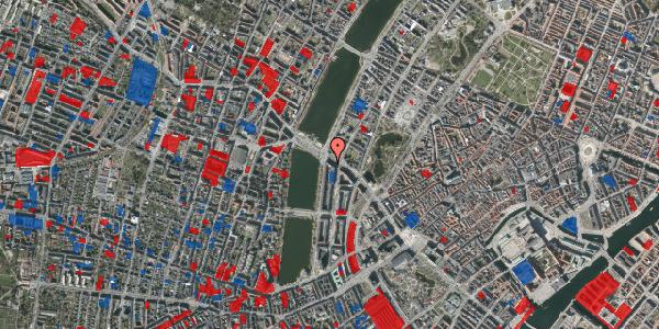 Jordforureningskort på Gyldenløvesgade 21, 6. tv, 1600 København V